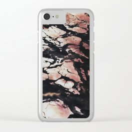 memory canyon Clear iPhone Case