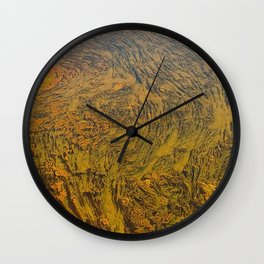 Natural Design Wall Clock