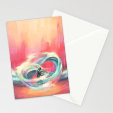 Waterbender Stationery Cards