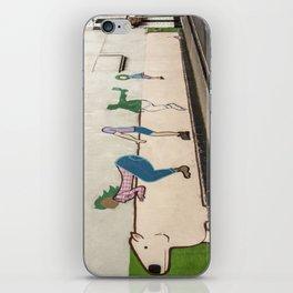 Polar Express iPhone Skin