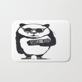 Panda Boom Boom Bath Mat