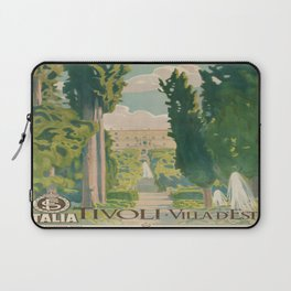 Vintage poster - Italy Laptop Sleeve