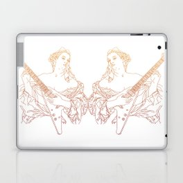 Flying V Renaissance Laptop & iPad Skin