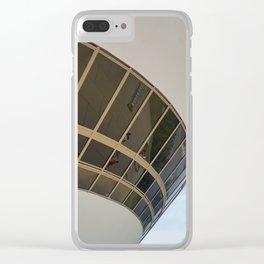N I E M E Y E R | architect | MAC Clear iPhone Case