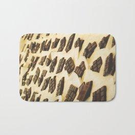 Chocolate en Sant Antoni Bath Mat
