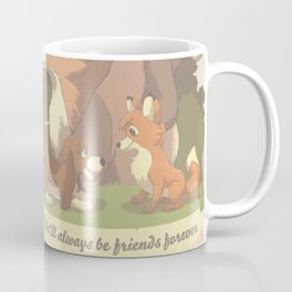 Forever is a Long Time Coffee Mug