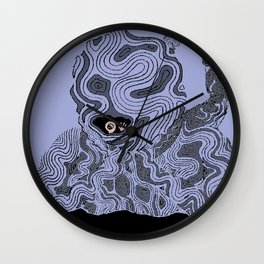 They Grow Up So Fast Wall Clock