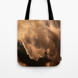 The Clouds #1 Tote Bag