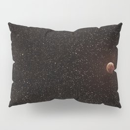No matter where you are, you will always be looking at the same moon as I am Pillow Sham
