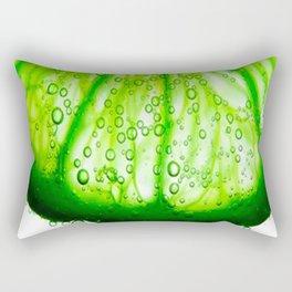 Freezy Lime Rectangular Pillow