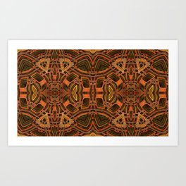 Another Day, Another Abstract Art Print
