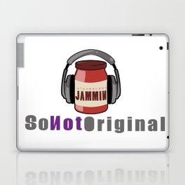 S.N.O Strawberry Jammin Laptop & iPad Skin