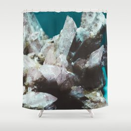 Mineral Two Shower Curtain
