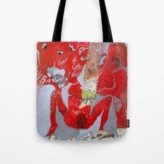no glove Tote Bag