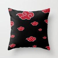 lannister Throw Pillows featuring AKATSUKI CLAN  by BeautyArtGalery