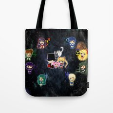 Sailor Moonies Tote Bag