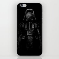 darth iPhone & iPod Skins featuring Darth Magritte by Billy Allison