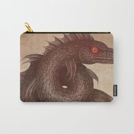 Gloucester Sea Serpent Carry-All Pouch