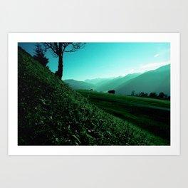 Heimat NO2 Art Print