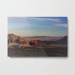 Red Rock Canyon, LasVegas, Nevada 2 Metal Print