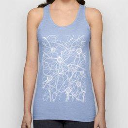 You Get on My Nerves! / 3D render of nerve cells Unisex Tank Top