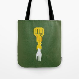 This is a resistance Tote Bag