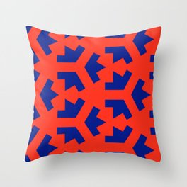 Kikstra Throw Pillow