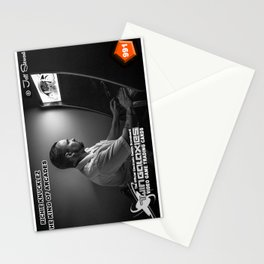 Richie Knucklez - King of Arcades card Stationery Cards