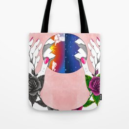 Time in Hand Tote Bag