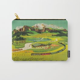 Vintage poster - Austria Carry-All Pouch