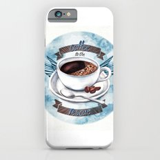 Coffee To The Rescue iPhone 6s Slim Case
