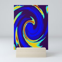 Radical Radar Mini Art Print