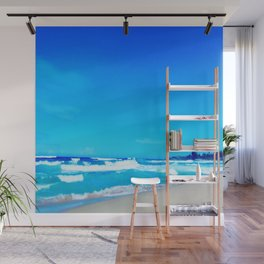 Carribean Coast Wall Mural