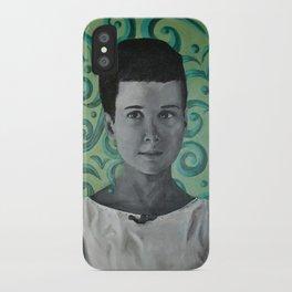 Patti Ann iPhone Case