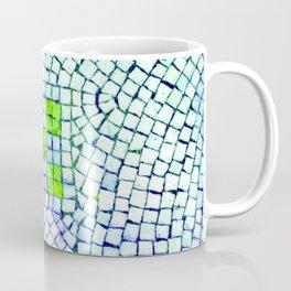 artisan 22.06.16 in lime & shades of blue Coffee Mug