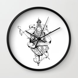 _ThE CounciL_ Wall Clock