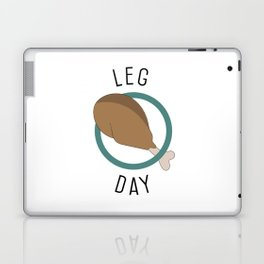 Leg Day Laptop & iPad Skin