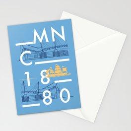 Etihad Stadium - Manchester City Stationery Cards
