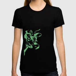 Follow the Herd - Green #778 T-shirt