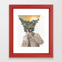Recapture Framed Art Print