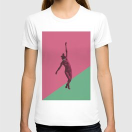 at the edge of yourself T-shirt