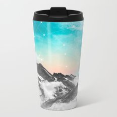 It Seemed To Chase the Darkness Away Metal Travel Mug
