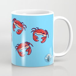 red crab Coffee Mug