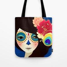 La Muertita ~ Candy Flavoured Tote Bag