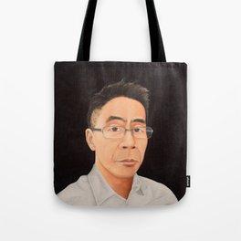 Laugh - Dickie Lee Tote Bag