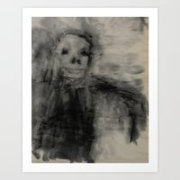 Death Welcomes Art Print