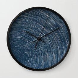 Earth's Rotation Wall Clock