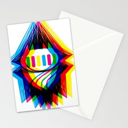 Retro Vision - Nameless Ghost Stationery Cards