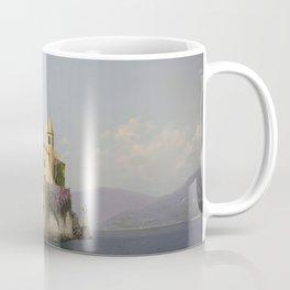 Villa at Lake Como Coffee Mug