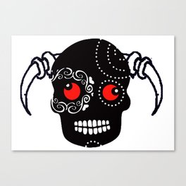 Skull [SWAG] Canvas Print